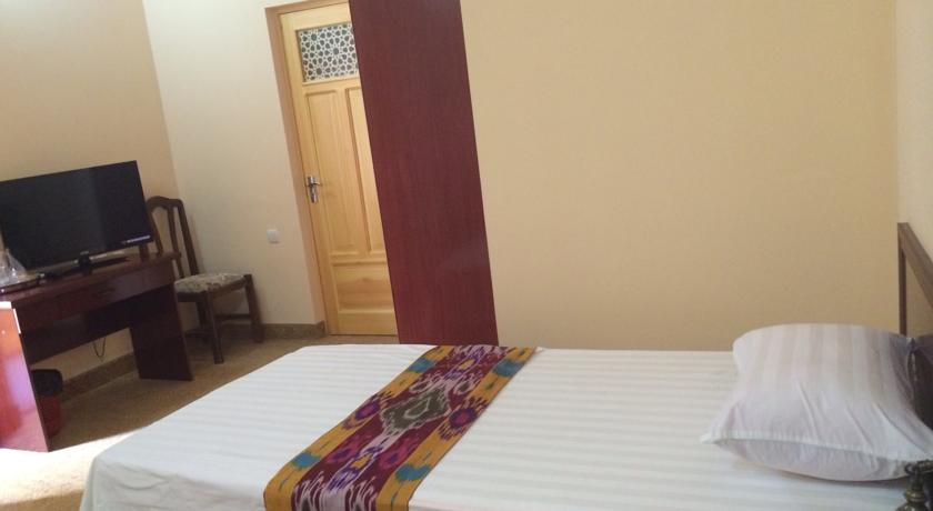 Chambre twin Hôtel Kavsar Boukhara