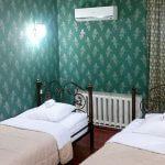 Chambre twin Hôtel Khan Kokand 4