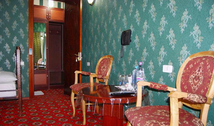 Chambre twin Hôtel Khan Kokand 8