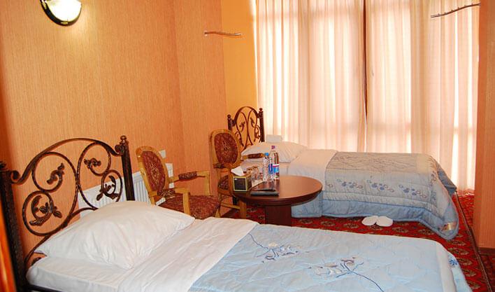 Chambre twin Hôtel Khan Kokand