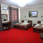 Chambre twin Hôtel Kibla Tozabog Khiva