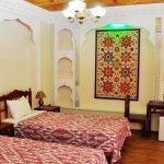 Chambre twin Hôtel Komil Boukhara