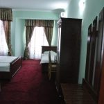 Chambre twin Hôtel Madrasa Aminkhan Khiva 10