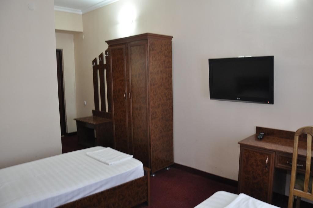 Chambre twin Hôtel Madrasa Aminkhan Khiva 4