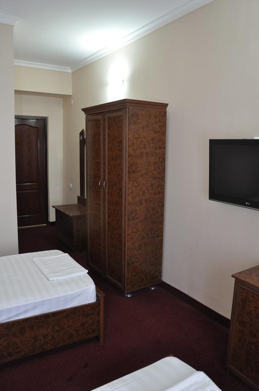 Chambre twin Hôtel Madrasa Aminkhan Khiva 6