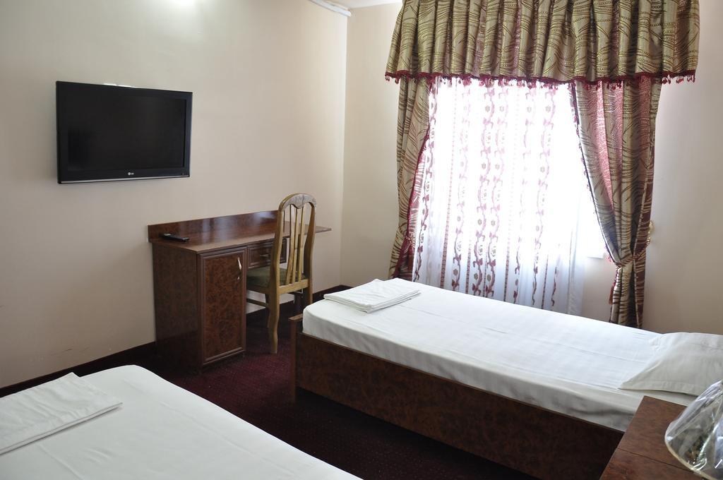 Chambre twin Hôtel Madrasa Aminkhan Khiva