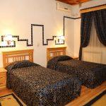 Chambre twin Hôtel Malika Prime Samarkand 2