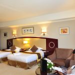 chambre twin Hôtel Miran International Tachkent 19