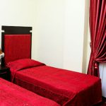 Chambre twin Hôtel Rangrez Boukhara