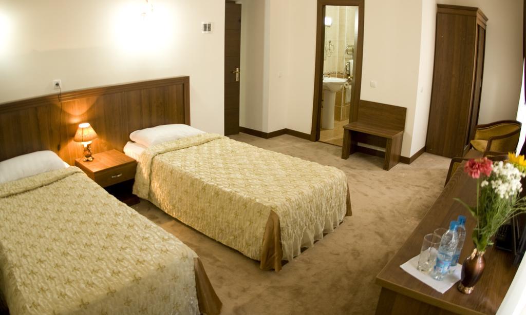 Chambre twin Hôtel Registan Samarkand 14