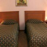 chambre twin Hôtel Wyndham Tachkent