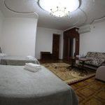 Chambre twin Hôtel Zilol Baht Samarkand 11