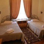 Chambre twin Hôtel Zilol Baht Samarkand