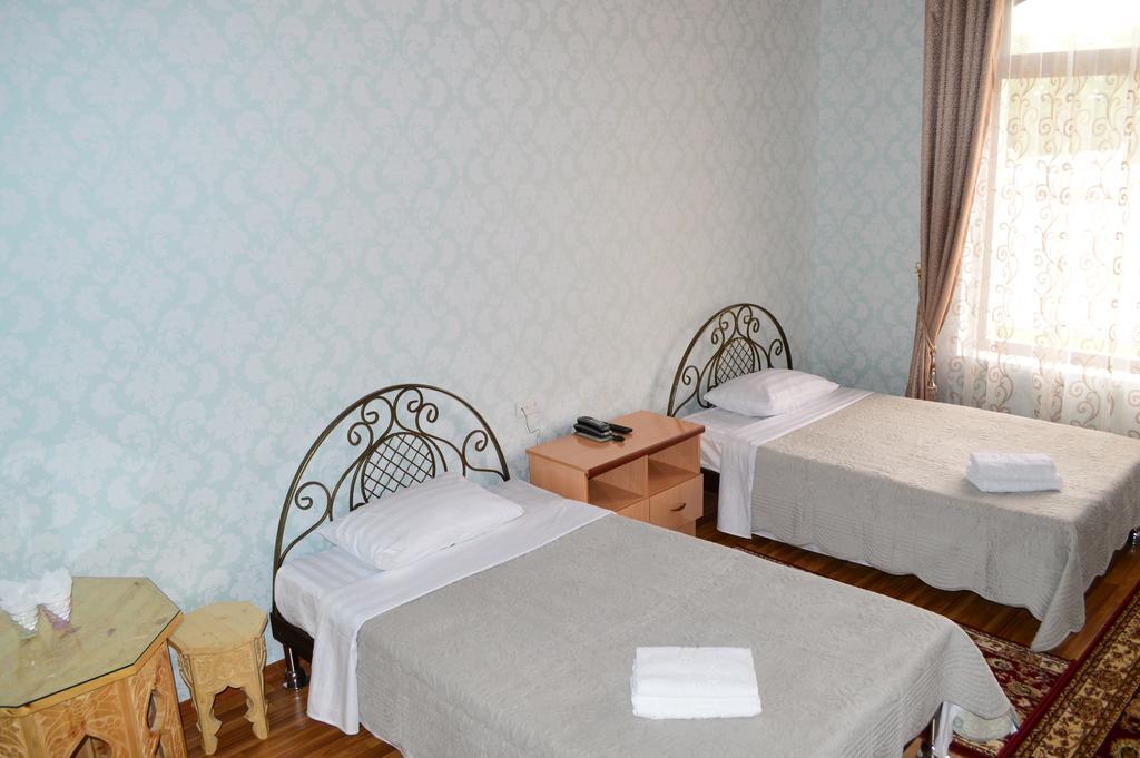 Chambre twin Hôtel Zilol Baht Samarkand 19
