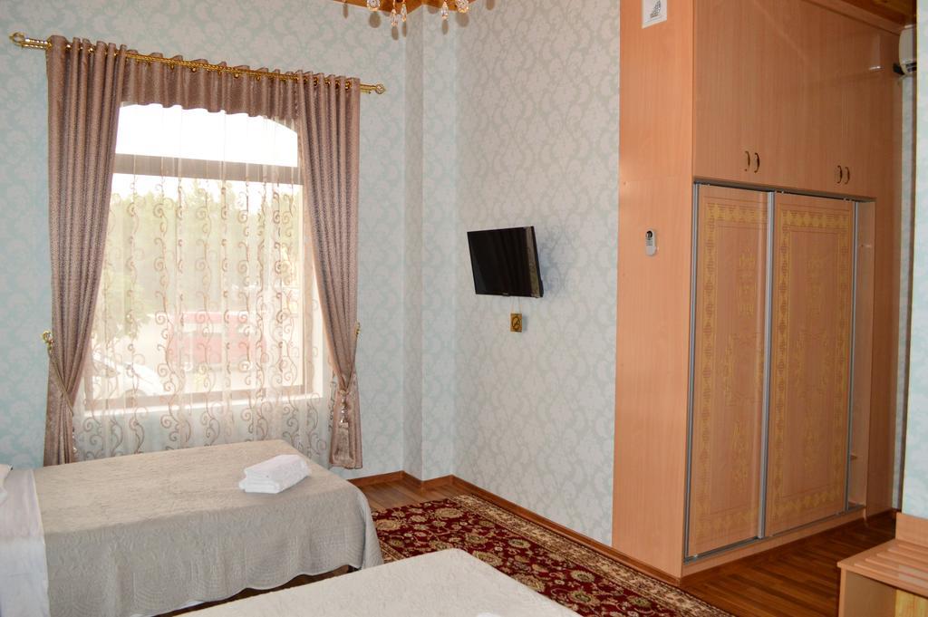 Chambre twin Hôtel Zilol Baht Samarkand 20