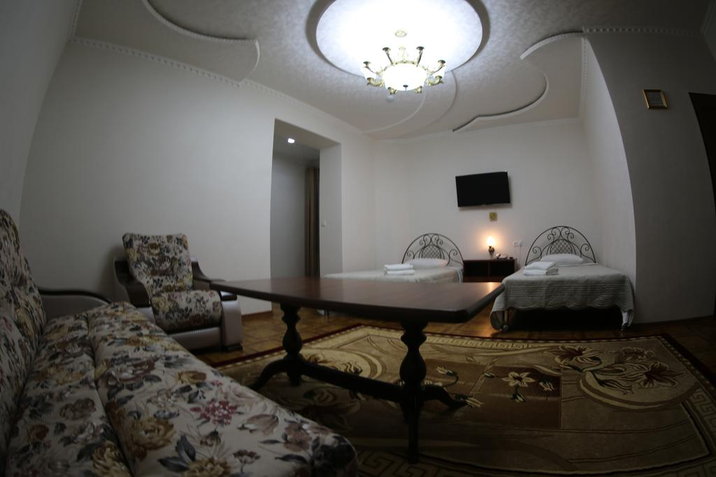 Chambre twin Hôtel Zilol Baht Samarkand 22