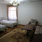 Chambre twin Hôtel Zilol Baht Samarkand 4