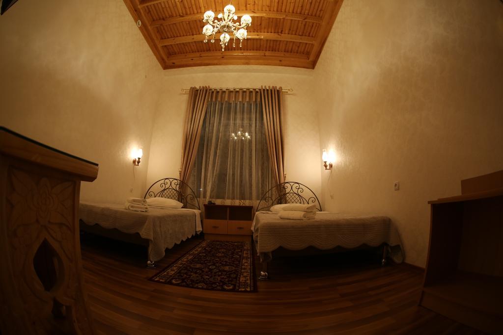 Chambre twin Hôtel Zilol Baht Samarkand 7