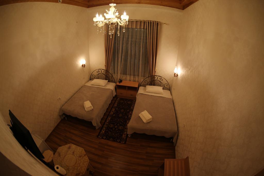 Chambre twin Hôtel Zilol Baht Samarkand 8