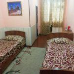 chambre twin Silver B&B Tachkent 5