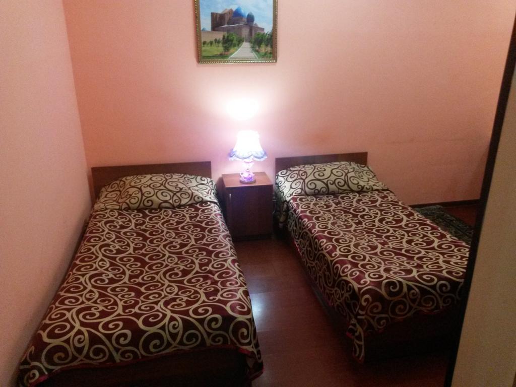 chambre twin Silver B&B Tachkent 6