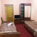 chambre twin Silver B&B Tachkent 7