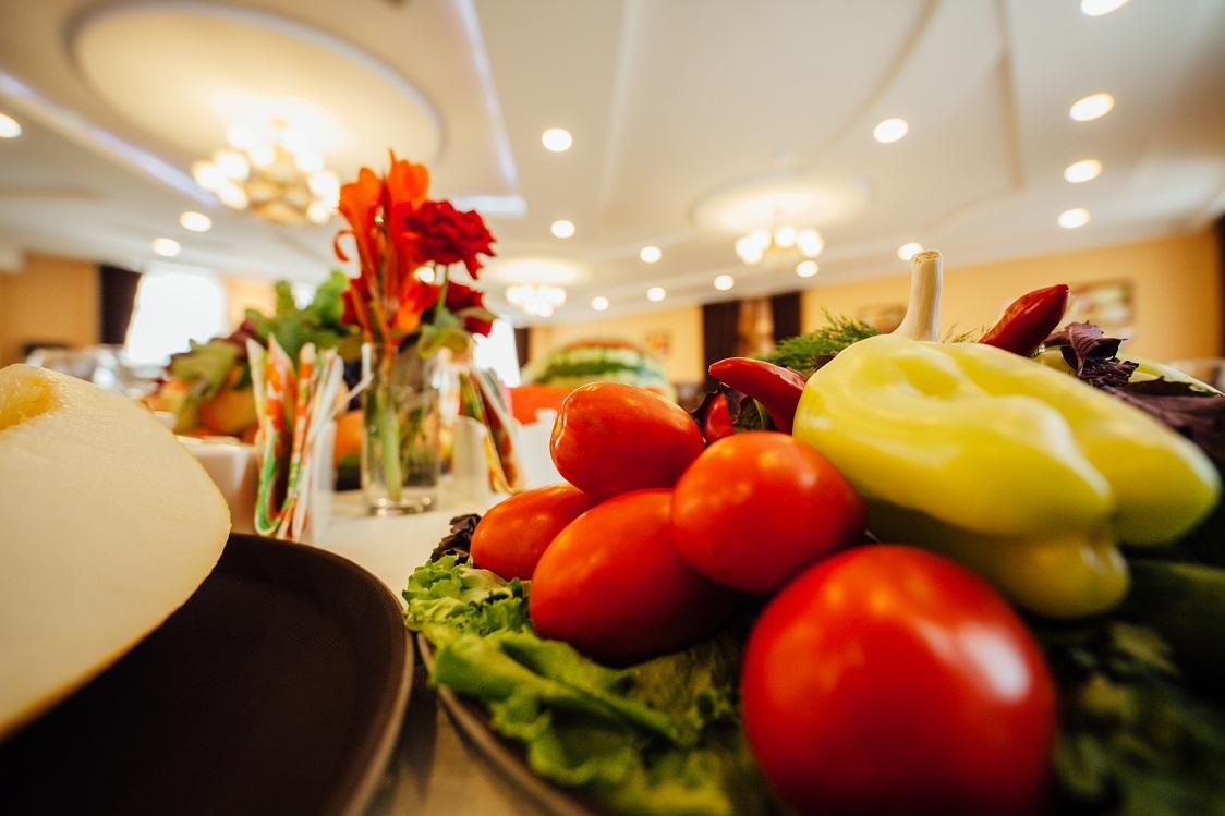 Cuisine Hôtel Bek Khiva 16