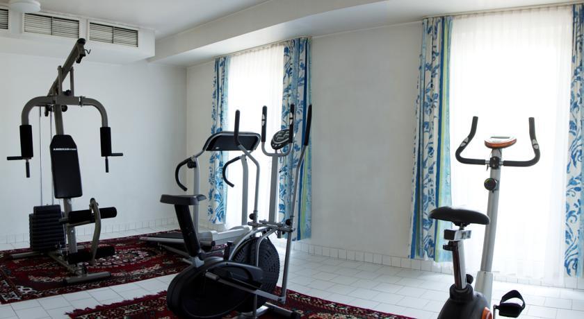 gym Hôtel Chodlik Palace Tachkent