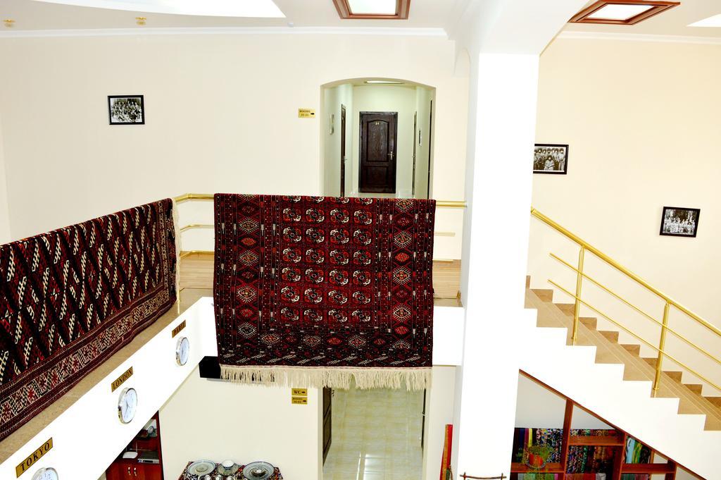 Hôtel Arkontchi Khiva 1
