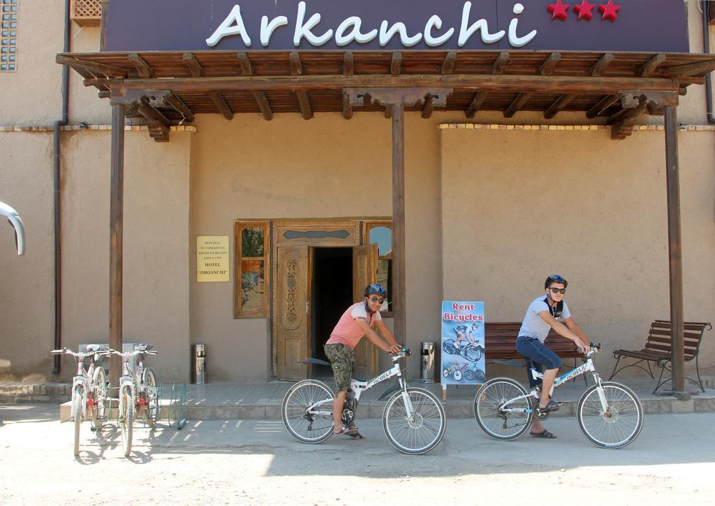 Hôtel Arkontchi Khiva 13