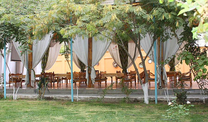Hôtel Asia Boukhara 6