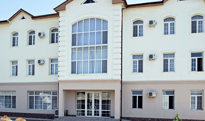 Hôtel Asia Fergana 6