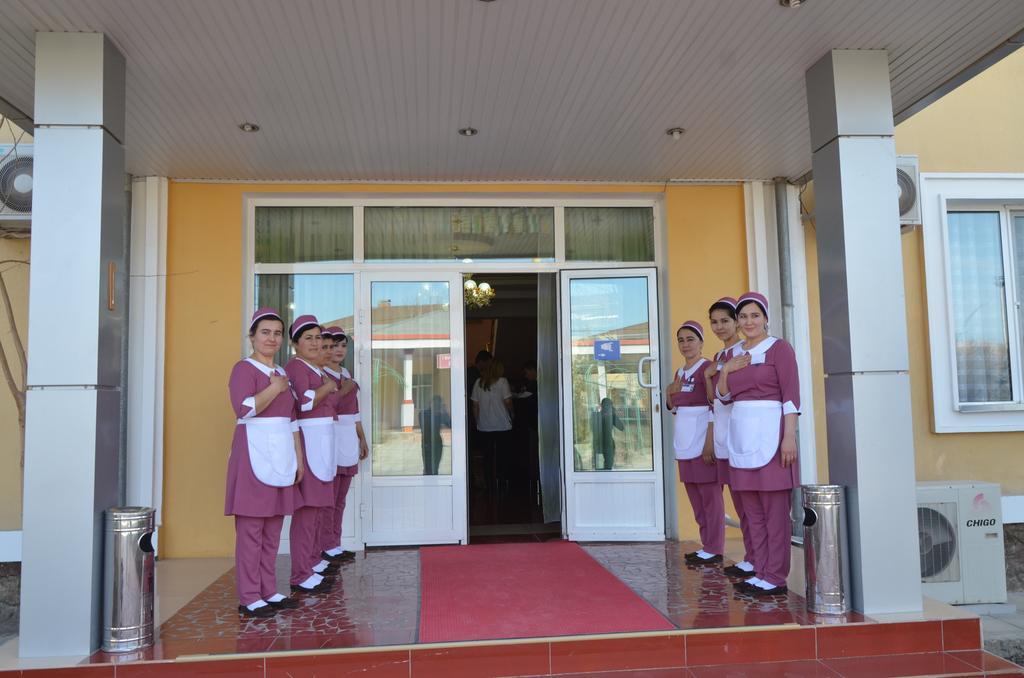 Hôtel Asia Khiva 1