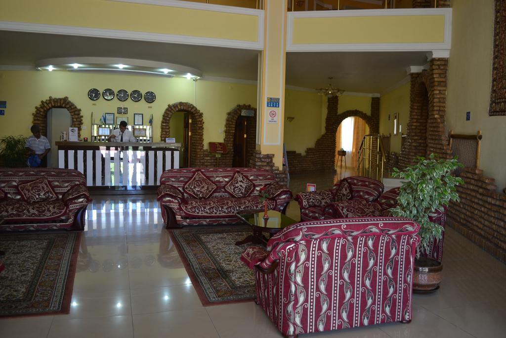 Hôtel Asia Khiva 6