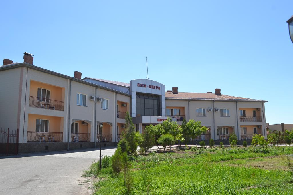 Hôtel Asia Khiva 7