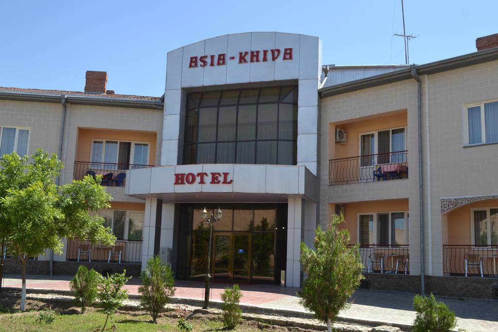 Hôtel Asia Khiva