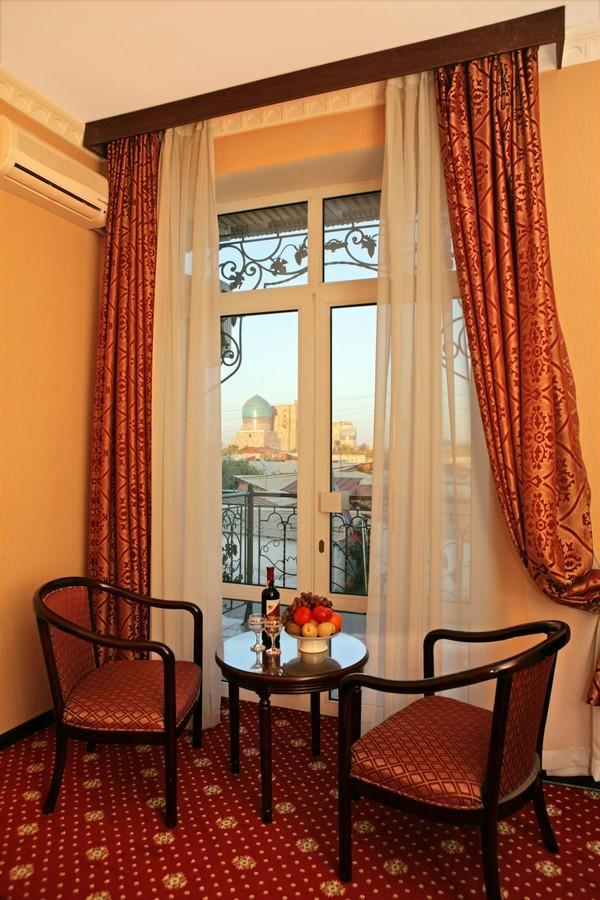 Hôtel Asia Samarkand 19