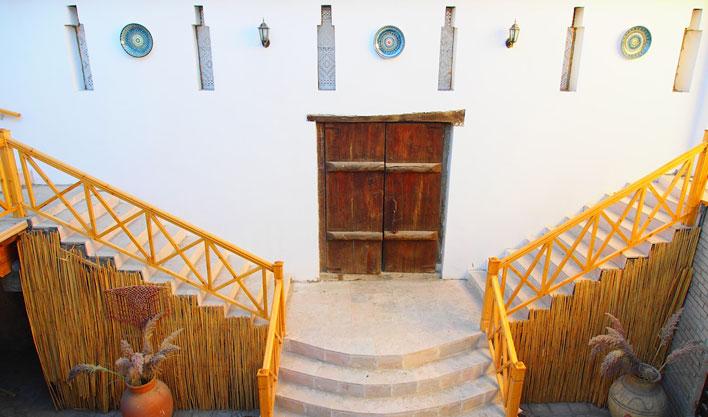 Hôtel Bibi Honim Boukhara 1