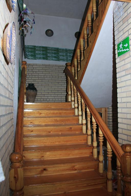 Hôtel Chaherezada Khiva 11