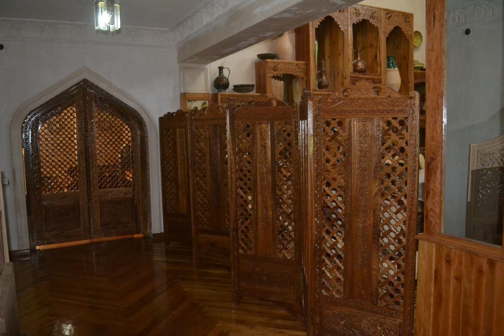 Hôtel Chaherezada Khiva 4