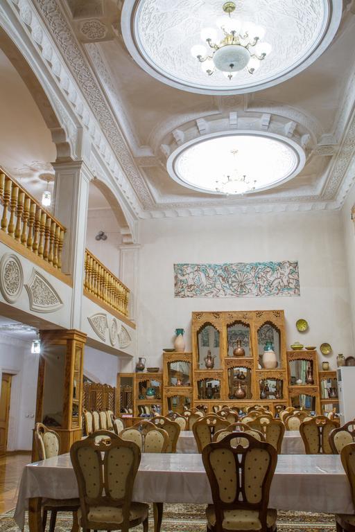 Hôtel Chaherezada Khiva 5