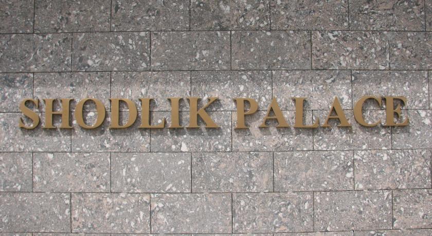 Hôtel Chodlik Palace Tachkent 5