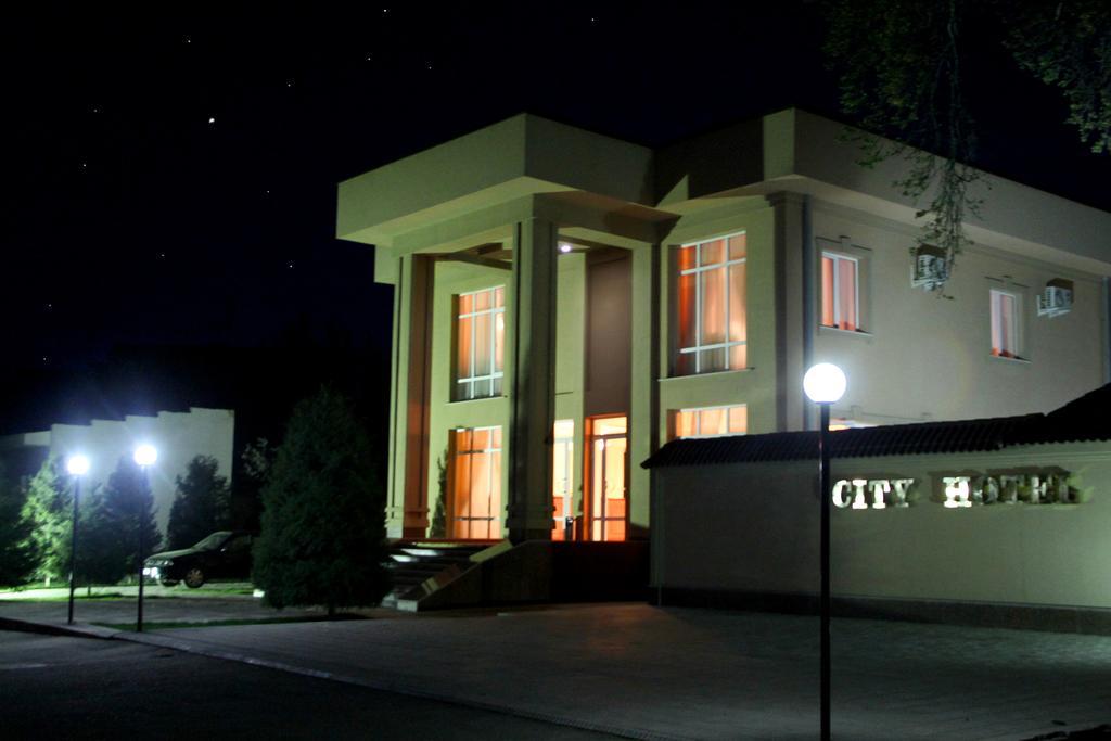 Hôtel City Samarkand 16