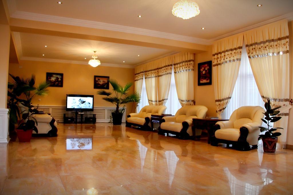 Hôtel City Samarkand 3