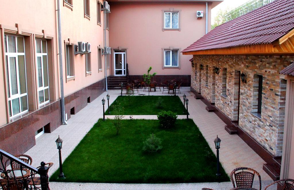 Hôtel City Samarkand 4