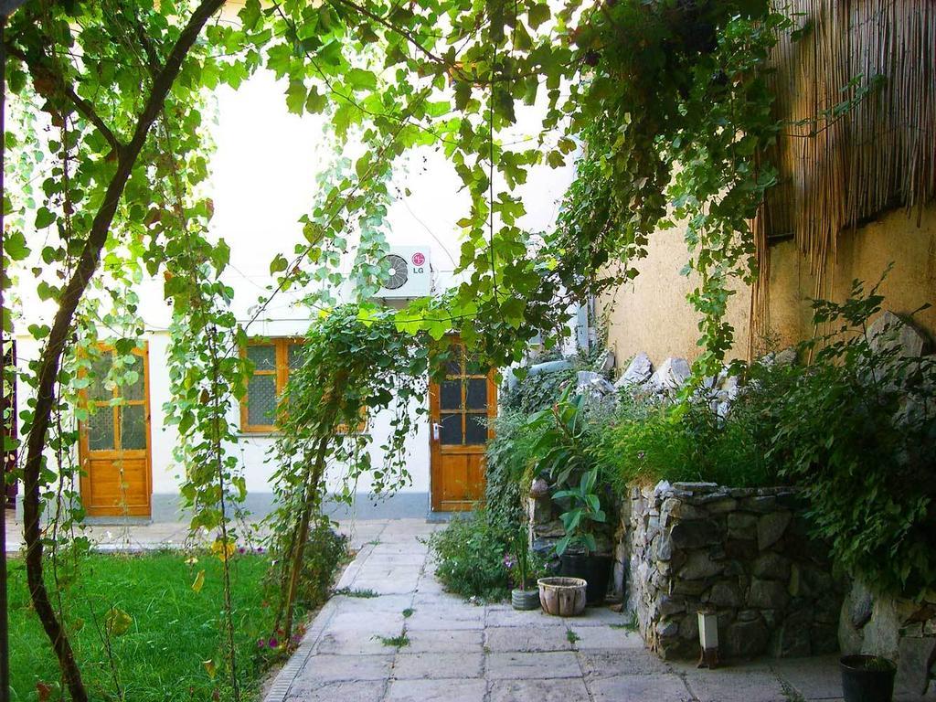 Hôtel de charme Jahongir B&B Samarkand 13