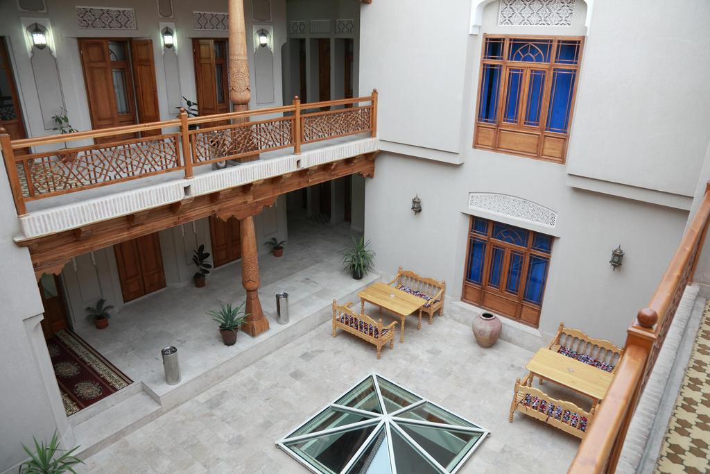 Hôtel Devon Begi Boukhara 6