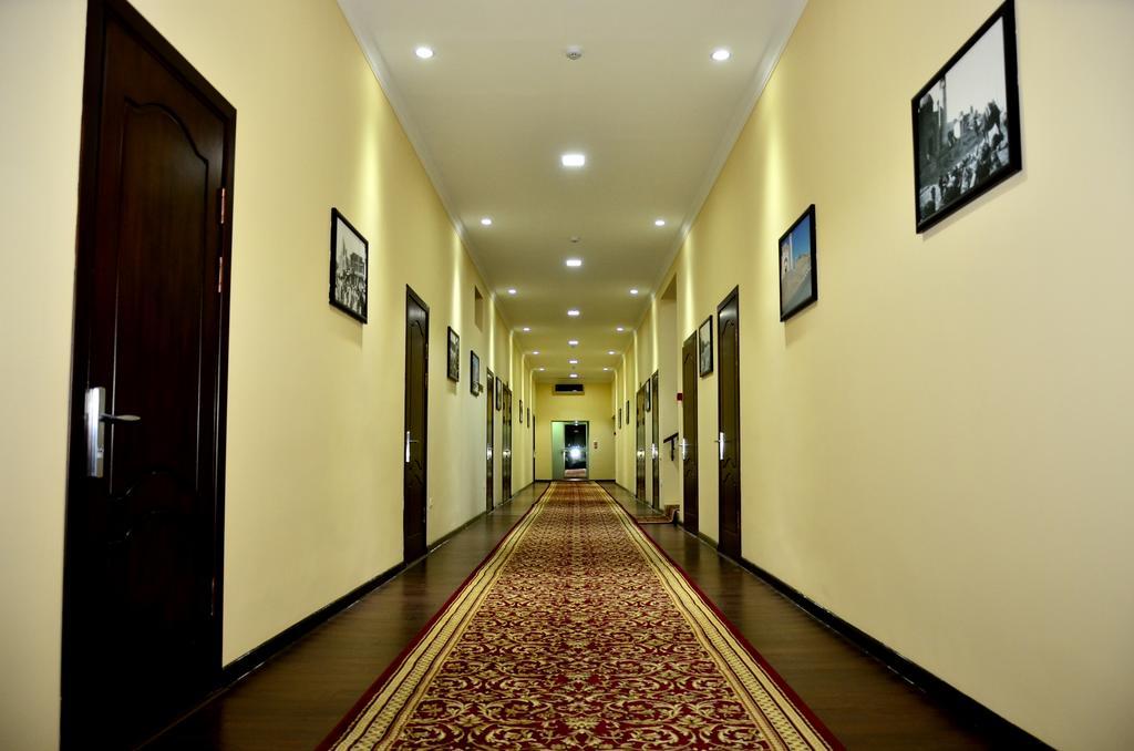 Hôtel Diyora Samarkand 1