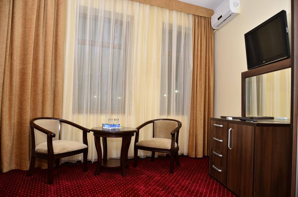 Hôtel Diyora Samarkand 11
