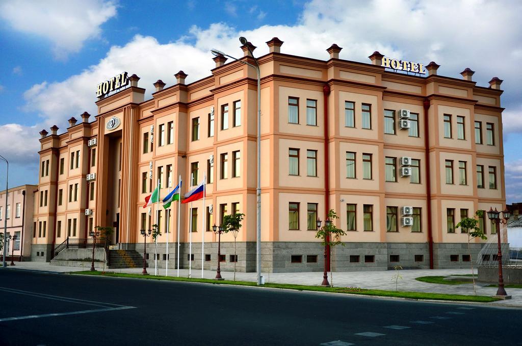 Hôtel Diyora Samarkand 3